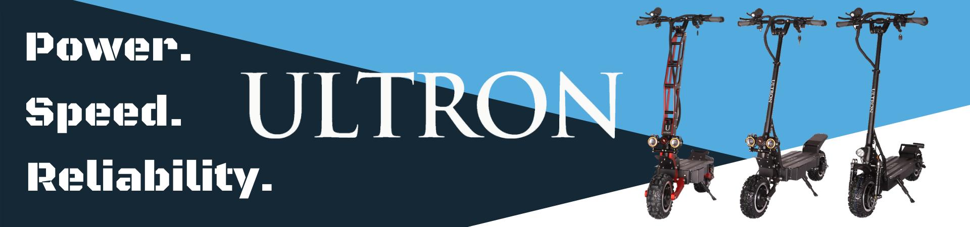 Электрические самокаты Ultron