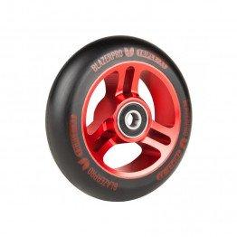 Blazer Pro Scooter Wheel Triple XT 100mm with Abec 9 Black/Red