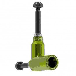 Slamm Cylinder Pegs Green