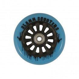 Slamm 100mm Ny-Core Wheels Blue