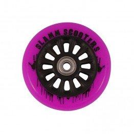Slamm 100mm Ny-Core Wheels Pink
