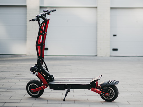 electric scooter rideoo